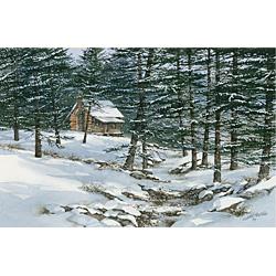 Cabin in the Hemlocks